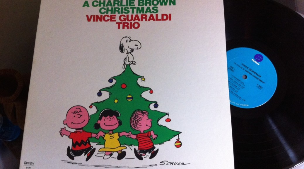 Charlie Brown Christmas Soundtrack.Christmas Best Music