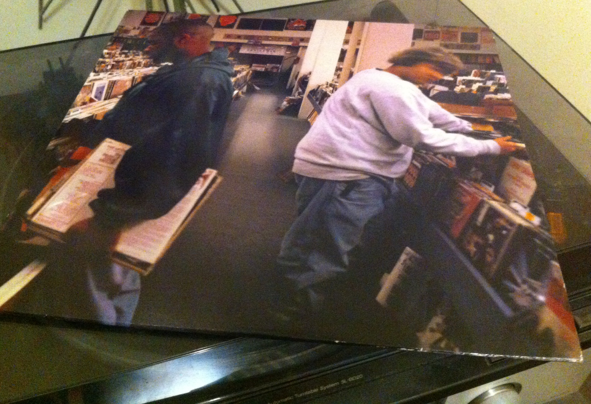 dj shadow essay Check out the outsider by dj shadow on amazon music stream ad-free or purchase cd's and mp3s now on amazoncom.